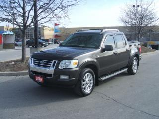 Used 2007 Ford Explorer Sport Trac Limited 4X4 for sale in York, ON