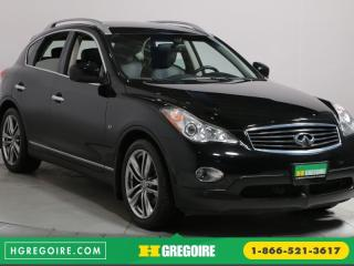 Used 2015 Infiniti QX50 AWD A/C CAM DE RECUL for sale in Saint-leonard, QC