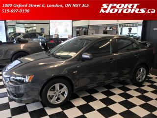 Used 2008 Mitsubishi Lancer for sale in London, ON