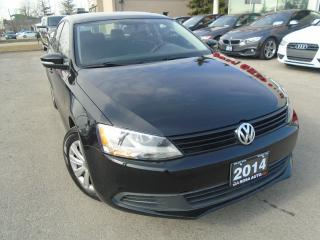 Used 2014 Volkswagen Jetta NO ACCIDENTS , HEATED SEATS , AUX, SAFETY E-TEST for sale in Oakville, ON