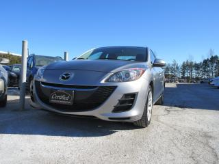 Used 2010 Mazda MAZDA3 GX / ONE OWNER / ACCIDENT FREE / SERVICE HISTORY for sale in Newmarket, ON