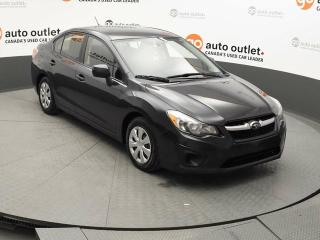 Used 2013 Subaru Impreza 2.0i for sale in Edmonton, AB