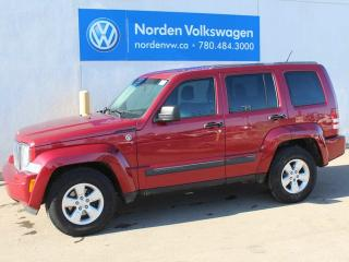 Used 2011 Jeep Liberty Sport for sale in Edmonton, AB