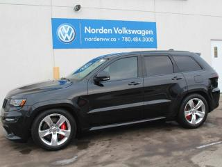 Used 2015 Jeep Grand Cherokee SRT for sale in Edmonton, AB