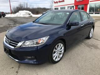 Used 2015 Honda Accord Touring for sale in Smiths Falls, ON
