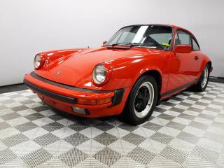 Used 1984 Porsche 911 Restored | 2-year Powertrain Warranty | MINT! for sale in Edmonton, AB