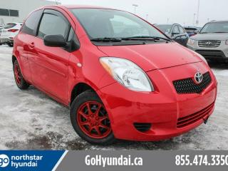 Used 2008 Toyota Yaris CE for sale in Edmonton, AB