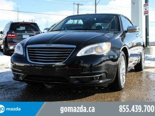 Used 2012 Chrysler 200 Limi for sale in Edmonton, AB