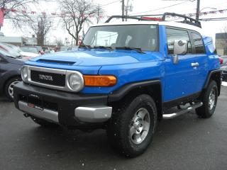Used 2008 Toyota FJ Cruiser 4WD for sale in London, ON