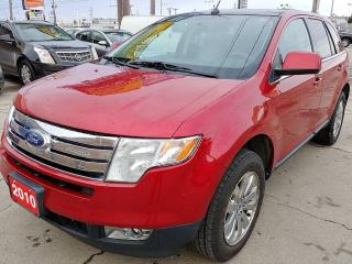 Used 2010 Ford Edge Limited for sale in Hamilton, ON