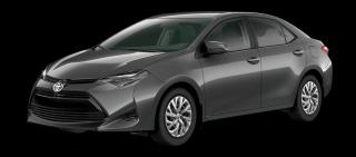 New 2018 Toyota Corolla LE for sale in Renfrew, ON