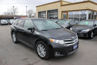 Used 2015 Toyota Venza XLE AWD Panorama Roof Leather for sale in Brampton, ON