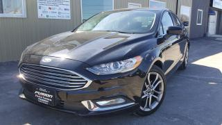 Used 2017 Ford Fusion LOW LOW KM-NAVIGATION-BACK UP CAMERA-REMOTE START for sale in Tilbury, ON