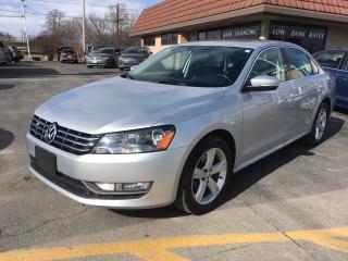 Used 2015 Volkswagen Passat COMFORTLINE PLUS for sale in Cobourg, ON