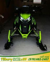 Used 2017 ARCTIC CAT ZR 6000 RS ROGER SKIME for sale in Tilbury, ON