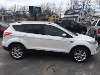 Used 2015 Ford Escape Titanium for sale in Dunnville, ON