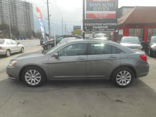 Used 2011 Chrysler 200 MID SIZE for sale in Scarborough, ON