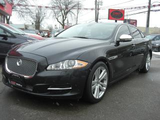 Used 2012 Jaguar XJ XJL PORTFOLIO for sale in London, ON