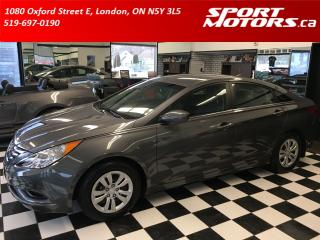 Used 2011 Hyundai Sonata New Tires & Brakes! Heated Seats **59,000 KMs** for sale in London, ON
