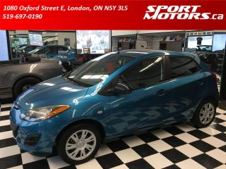 Used 2011 Mazda MAZDA2 New Brakes & Battery! Power Options! Rust Proofed! for sale in London, ON