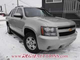 Used 2007 Chevrolet AVALANCHE  4D UTILITY 4WD for sale in Calgary, AB