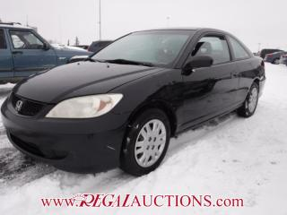 Used 2004 Honda Civic 2D COUPE for sale in Calgary, AB