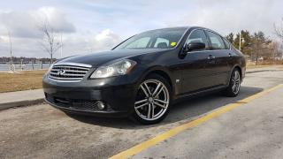 Used 2006 Infiniti M45 Sport for sale in Pickering, ON