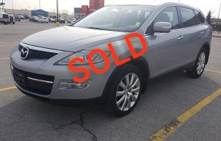 Used 2007 Mazda CX-9 GT for sale in Pickering, ON