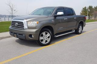 Used 2007 Toyota Tundra CREWMAX LIMITED for sale in Pickering, ON