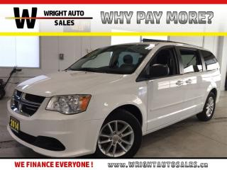 Used 2014 Dodge Grand Caravan SXT|TV/DVD PLAYER| 7 PASSENGER|139,928 KMST for sale in Cambridge, ON