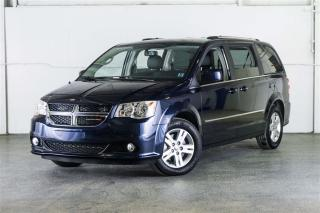 Used 2017 Dodge Grand Caravan Crew Plus for sale in Dartmouth, NS