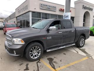 Used 2014 Dodge Ram 1500 Longhorn Limited..Diesel for sale in Burlington, ON