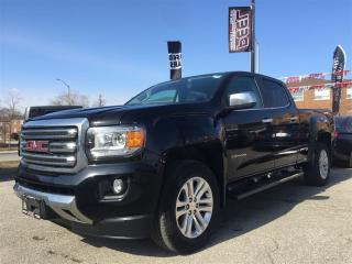 Used 2016 GMC Canyon SLT**NAV**LTHR**BACK-UP CAM** for sale in Mississauga, ON