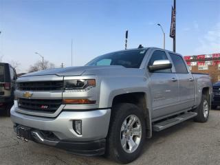 Used 2016 Chevrolet Silverado 1500 **BLUETOOTH**BACK-UP CAM**TONNEAU COVER** for sale in Mississauga, ON