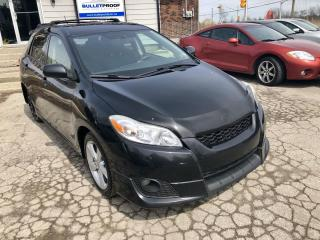 Used 2009 Toyota Matrix S, 2.4 litre, 5-Speed manual for sale in Halton Hills, ON