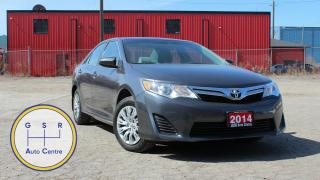 Used 2014 Toyota Camry LE | BLUETOOTH | LOW KM | EVERYONE GETS FINANCED! for sale in Hamilton, ON