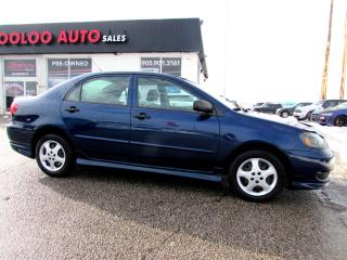 Used 2006 Toyota Corolla CE 1.8L Cruise Control AC Automatic for sale in Milton, ON