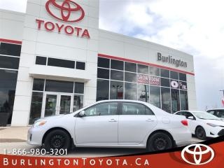 Used 2013 Toyota Corolla LE SUNROOF PUSH START for sale in Burlington, ON