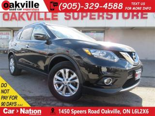 Used 2015 Nissan Rogue SV | PANO ROOF | B/U CAM | HTD SEATS | A/C for sale in Oakville, ON