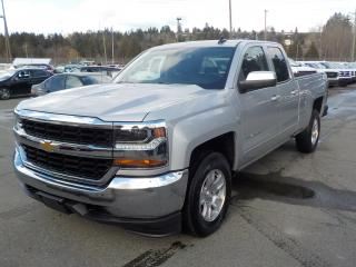 Used 2017 Chevrolet Silverado 1500 LT Double Cab Regular Box 4WD for sale in Burnaby, BC
