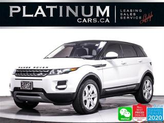 Used 2015 Land Rover Evoque AWD, PUSH START, PARK ASSIST, HEATED, NAV for sale in Toronto, ON