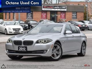 Used 2012 BMW 528 i xDrive for sale in Scarborough, ON