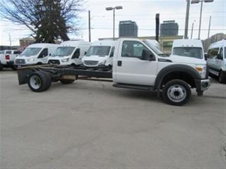 Used 2014 Ford F-550 2wd Gas Cab & Chassis 201 inch wheel base for sale in Richmond Hill, ON