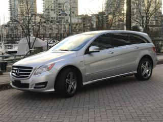 Used 2012 Mercedes-Benz R-Class LOCAL,NO ACCIDENT,AWD,NAV,BACK UP CAMERA for sale in Vancouver, BC