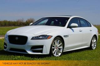 Used 2017 Jaguar XF 35t R-Sport AWD Navigation Bac for sale in Winnipeg, MB
