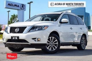 Used 2015 Nissan Pathfinder SL V6 4x4 at Accident Free| Navigation| 360 Camera for sale in Thornhill, ON