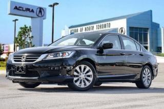 Used 2014 Honda Accord Sedan L4 LX CVT Accident Free| Back-Up Camera| Hea for sale in Thornhill, ON