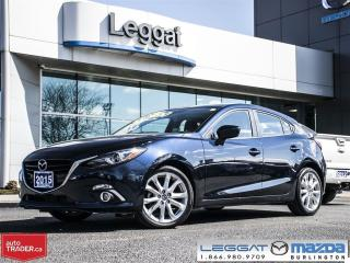 Used 2015 Mazda MAZDA3 GT for sale in Burlington, ON