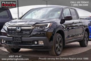 Used 2018 Honda Ridgeline Black Edition for sale in Pickering, ON