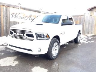 Used 2018 Dodge Ram 1500 Sport Almost new !!! for sale in Stittsville, ON